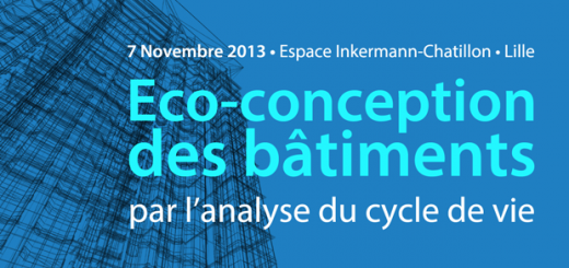 Eco-conception des Bâtiments par l'Analyse du cycle de vie